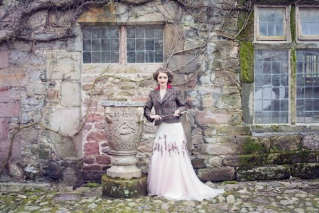 Askham Hall photo shoot. Tiree Dawson Photography.